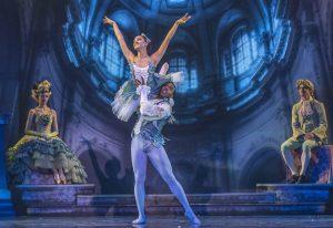 Sleeping Beauty, Princess Florine and the Bluebird