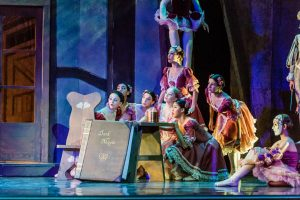 Coppelia, Friends