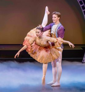 The Nutcracker, Sugar Plum Fairy and Cavalier