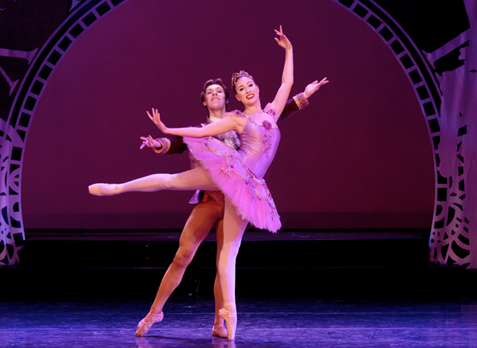 Sugar Plum and Cavalier Nutcracker 2019